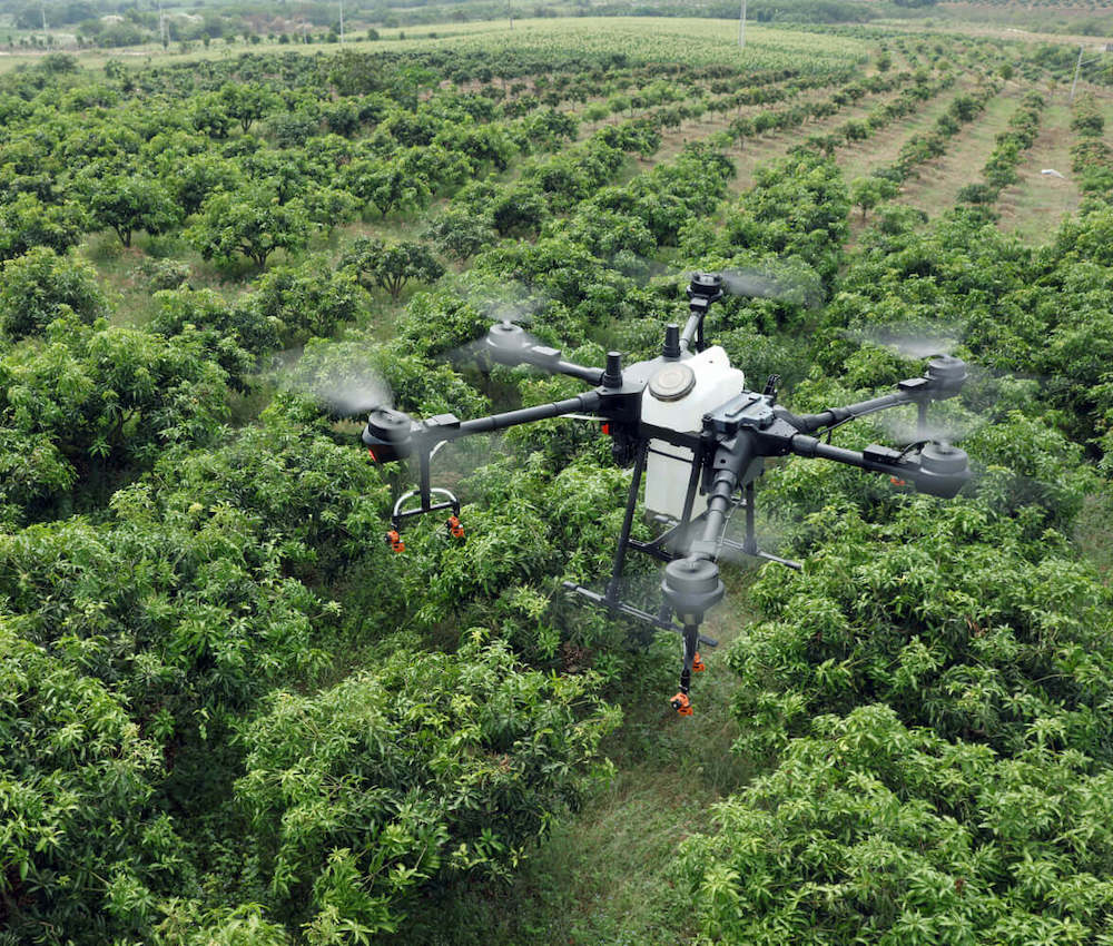 About Sky Tech Solutions - Agricultural Drones & Accessories
