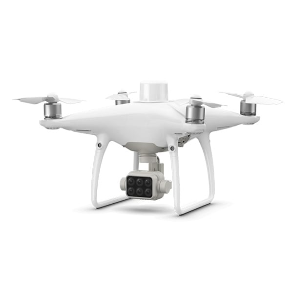 Phantom 4 Multispectral with Shield License - Agricultural Drones & Accessories - Sky Tech Solutions
