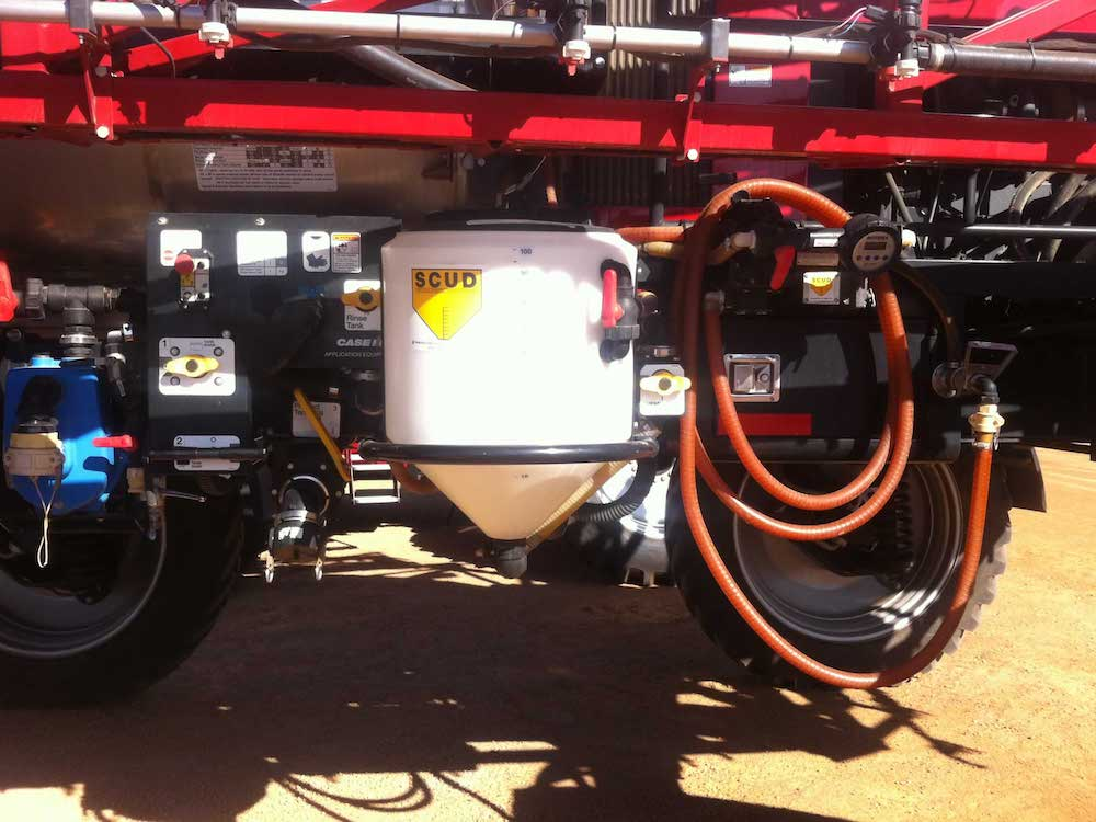 Scud Chemical Transfer System -
