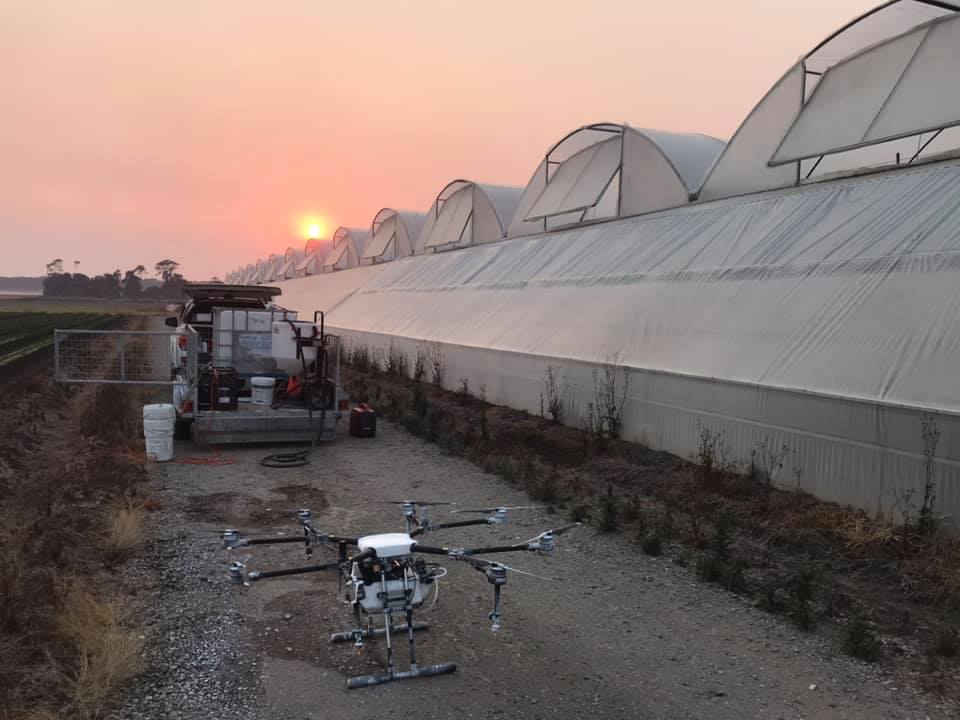 Agricultural Drones & Accessories - Sky Tech Solutions
