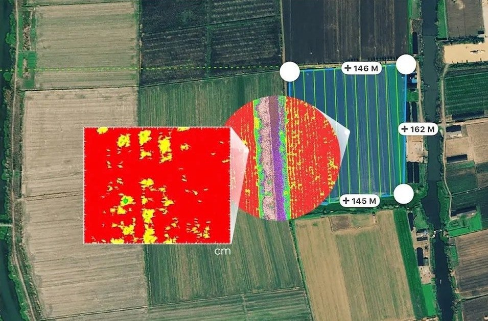 Agricultural Drones Services - Sky Tech Solutions